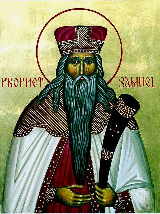 Prophet-Samuel